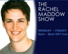 Where is the rachel maddow show taped